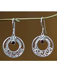 Garnet Chandelier Earrings Amazing Deal Garnet Chandelier Earrings Royal Princess Indonesia
