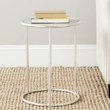 Silver Accent Table Safavieh Home Collection Shay Silver Accent Table