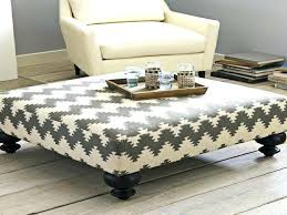 Tufted Round Ottoman Coffee Table by Ottoman Fabric Tufted Ottoman Coffee Table Tufted Round Ottoman