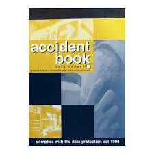 accident reporting book accident report book d p a compliant u2013 first aid locker