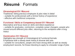Different Resumes For Different Jobs by Effective Cv Resume Writing