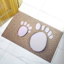 Thin Bath Mat Cool Ultra Thin Bath Rug With Ultra Thin Bath Mat 3d