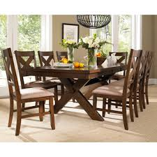 Remarkable Farm Table Dining Room Set  About Remodel Glass - Dining room farm tables