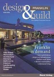 design u0026 build franklin 2015 2016 by times media issuu