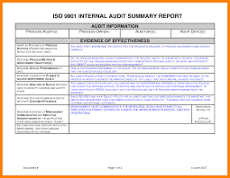management reporting template 7 audit report template resumed job 7 audit report template