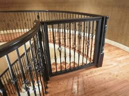 Baby Gate For Banister Stairs Precious Baby Protectors Child Gates In Houston Tx Child