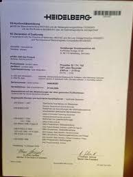 millennium trading ctp system heidelberg prosetter type 2165