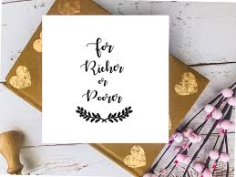 wedding invitations stamps for richer or for poorer wedding stamp wedding invitations