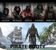 Assassins Creed 4 Memes - assassin s creed iv s motivation assassins creed assassin and gaming