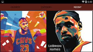 hd lebron wallpaper android apps on google play