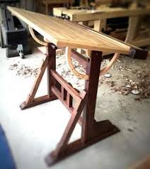 Drafting Table Woodworking Plans with Drafting Table Plans Projects To Try Pinterest Drafting