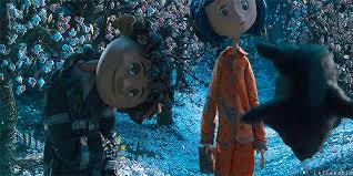 Filme Coraline Eo Mundo Secreto - gifs de coraline e o mundo secreto fofura kawaii amino
