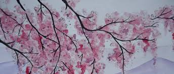 cherry tree branches by gumshorts on deviantart