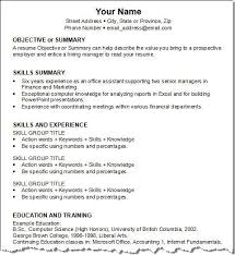 Resume Format For Office Job by First Time Resume Templates First Time Job Resume Examples Resume