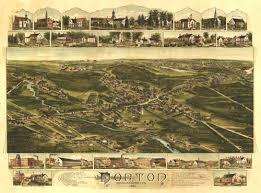 map of northton ma historic map of norton ma 1891