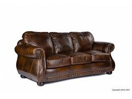 Chesterfield Sofa In Living Room by Usa Premium Leather Living Room Cowboy Chesterfield Sofa 1705861