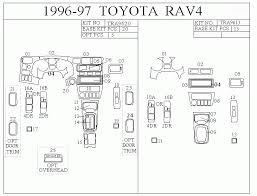 1999 toyota rav4 fuse box 1999 wiring diagrams instruction