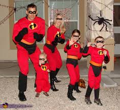 incredibles costume the incredibles family costume idea