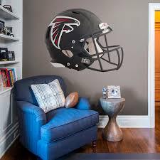 atlanta falcons helmet wall decal shop fathead for atlanta