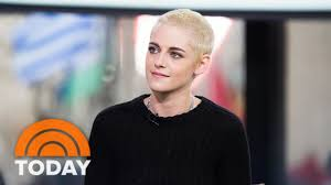 today show haircut kristen stewart on new film personal shopper why she cut off
