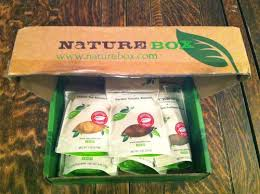 snack delivery service signed sealed delivered naturebox snacks