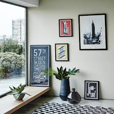 How To Design A Gallery Wall How To Create The Perfect Gallery Wall Your House Barker And