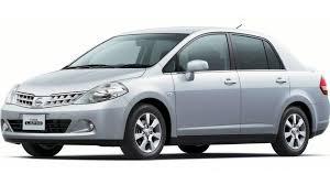 nissan sedan 2008 nissan tiida facelift revealed