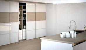 placard coulissant cuisine porte placard de cuisine cuisine biais porte placard coulissante la