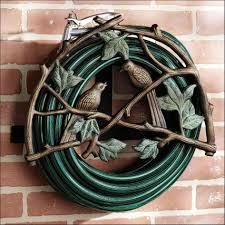 garden hose hangers metal home outdoor decoration
