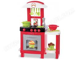 cuisine enfant cuisine enfant ecoiffier cuisine 100 chef 1713 pas cher ubaldi com