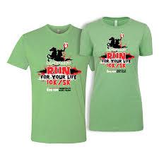 macqueen u0027s run for your life 10k u0026 5k run toledo du toledo