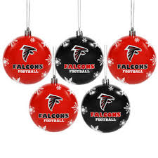 Christmas Decorations Wholesale Atlanta by Nfl Holiday Decorations Gift Bags Ornaments Stocking Stuffers