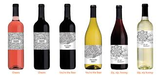 wine coloring bottles are here color in wine labels