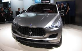 lamaserati concept detroit 2012 maserati shows kubang concept again still doesn u0027t