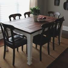 Wood Dining Table Plans Free by Fixer Upper Diy Style 101 Free Diy Furniture Plans