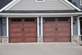 garage design safe garage door wood look garage door wood stained metal doors garage door wood look the unique look of stained wood on a maintenance