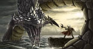 the jörmungandr child of loki killer and prey of thor