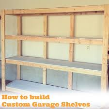 Tool Storage Shelves Woodworking Plan by Best 25 Diy Storage Shelves Ideas On Pinterest Garage Shelving