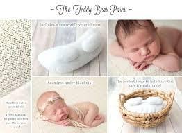 newborn posing newborn posing bean bag teddy newborn poser newborn posing