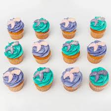mermaid cupcakes mermaid the cupcake room