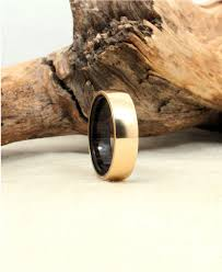 bog the wedding band gold and ancient bog oak wooden ring wedgewood rings