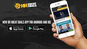 great app for android the 101 great goals android app is now live to