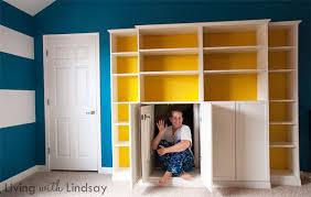 Ikea Billy Bookcase Ideas Hiding An Eyesore With A