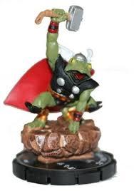 thor frog of thunder 100 hammer of thor marvel heroclix marvel