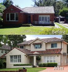 house renovation before and after before and after pictures of exterior home renovations find this