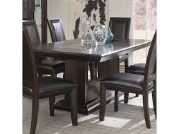 najarian brentwood double pedestal dining table del sol