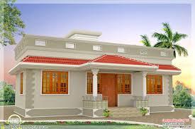 floor plan style single floor bedroom home kerala design plans