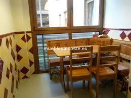 muebles de segunda mano en madrid mesa rinconera cocina tipo escano cod 13950 segunda mano