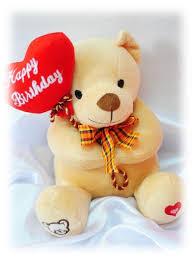 teddy in a balloon gift softtoy teddy happy birthday end 6 4 2017 10 28 pm