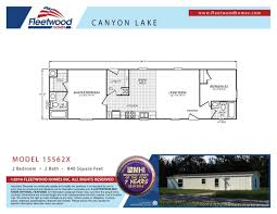 Fleetwood Manufactured Home Floor Plans by Randall Manufactured Homes Fleetwood Crownpointe Xtreme 12482l